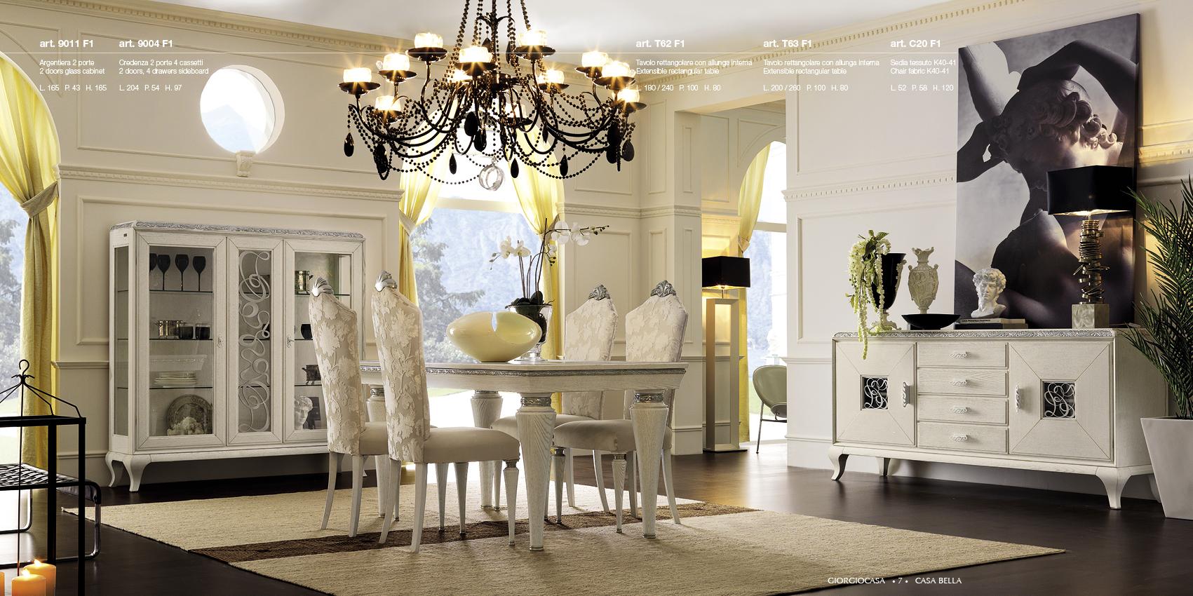 7bello arredi design giorgio casa for Arredi bella