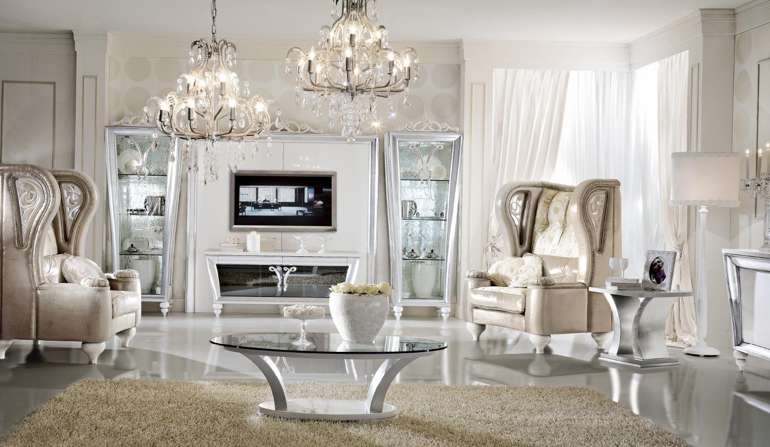 Stunning Soggiorno Classico Contemporaneo Images - House Design ...