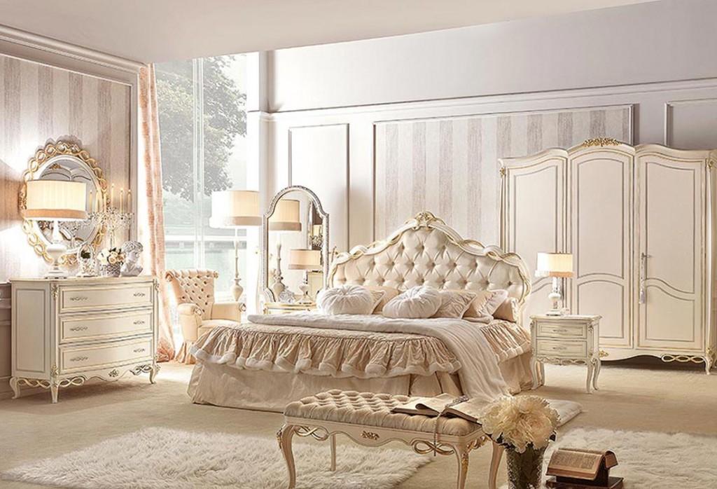 7bello arredi design signorini - Camere da letto bianche classiche ...